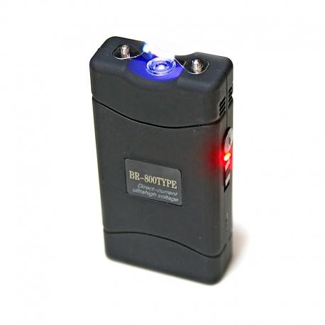 Shocker type taser électrique de 5,5 millions de Volts avec lampe LED